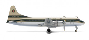 551205 Самолет Convair 440 Rovos Air 1:200 *