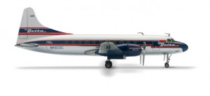 551267 Самолет Convair 440 Delta Air Lines 1:200 *