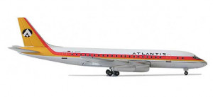502030 Douglas DC-8-33 Atlantis Club 2008 1:500 *