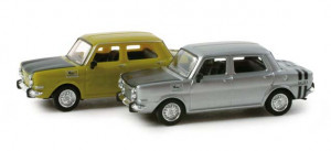 034357 Simca Rallye II, metallic  1:87
