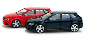 034876 Audi RS3 Sportback, metallic 1:87