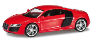 028240-002 Автомобиль Audi R8® facelift, brillantrot 1:87