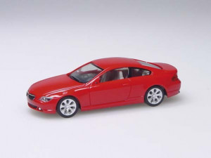 023238 Автомобиль BMW 6er Coupe 1:87
