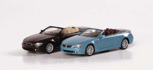 033244 Автомобиль BMW 6er Coupe met. 1:87