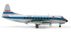 553438 Самолёт TAA - Trans Australia Airlines Vickers Viscount 700 1:200 *