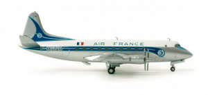 553599 Самолёт Air France Vickers Viscount 700 1:200 *