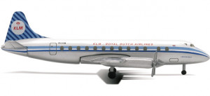 510646 Самолёт KLM Vickers Viscount 803 1:500 *