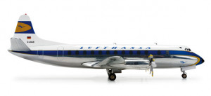 554220 Самолёт Lufthansa Vickers Viscount 800 D-ANAB 1:200