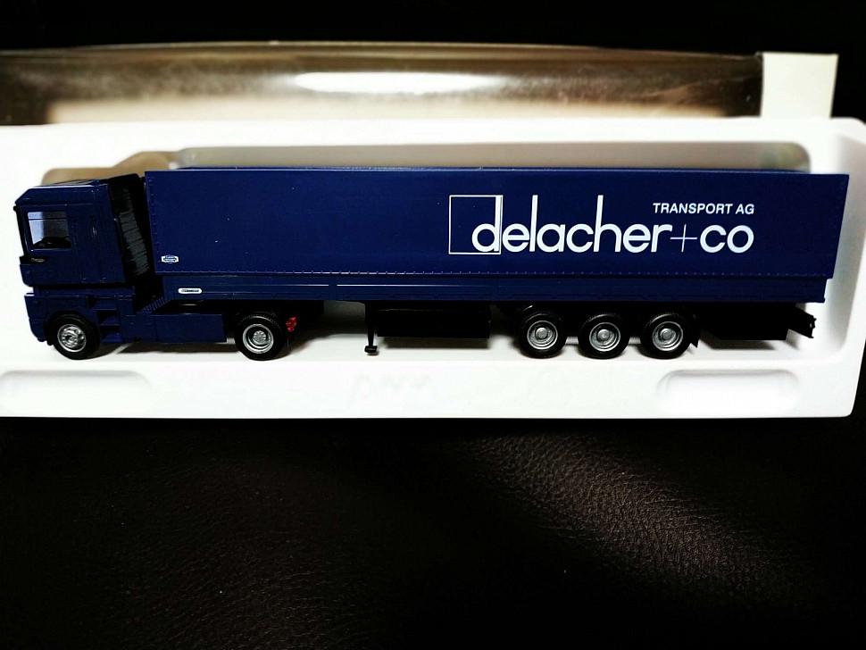 70413.1 Грузовой автомобиль-фура Renault AE Delacher 1:87