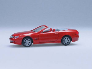 033077 Mercedes-Benz SL-Klasse, metallic 1:87