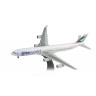 504768 Cathay Pacific Airbus A340-300 One World 1:500