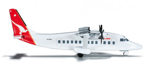 523110 Самолет QantasLink Shorts 360 1:500