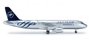 Самолёт Air France Airbus A320 Skyteam
