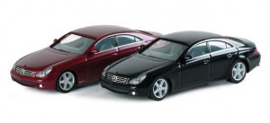 023313 Автомобиль Mercedes-Benz CLS Coupé 1:87
