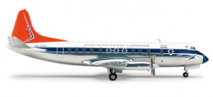 Самолёт South African Airways Vickers Viscount 800 1:200
