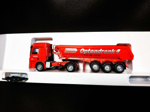 73159 Грузовик MB Actros MP2 L – (K)Mulde-SZ Optendrenk 1:87