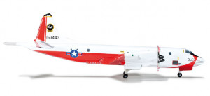 Военный самолёт US Navy VX-30 Lockheed NP-3D Orion Bloodhounds 1:500