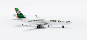 Самолет McDonnel-Douglas MD-11 Eva Air 1:500