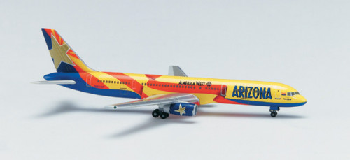 513289 Самолёт Boeing 757-200 West Arizona 1:500