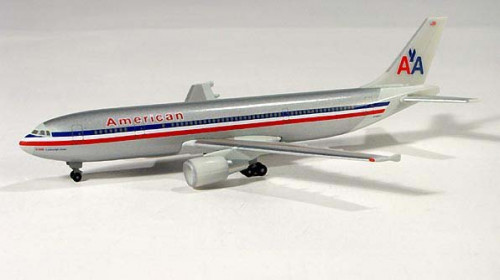 501941 Самолёт Airbus A310-600 American Airlines 1:500
