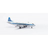 512008 Самолет Vickers Viscount LOT-Polish Airline 1:500