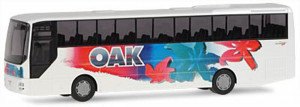 63522  Автобус МАН Lion's Star Oak Aare Zealand 1:87