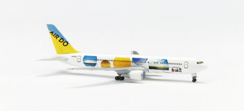 504379 Самолет B767-300 Air Do JA01HD o.Stan 1:500
